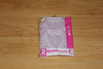 Caterham Lylac 3/4 Sleeve Blouse (2 pack)